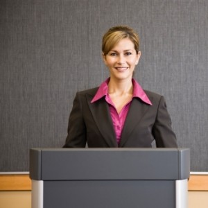 Is a Woman Speaker Right for Your Event?
